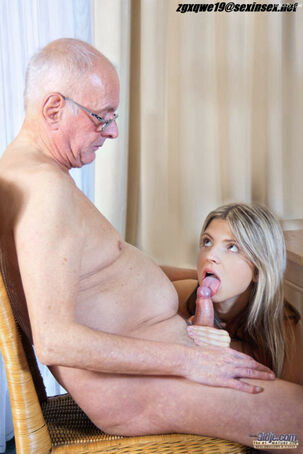 young old blowjob