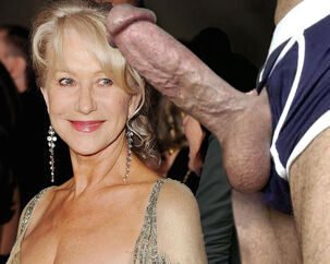 young helen mirren nude
